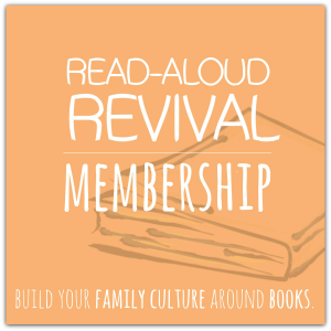 Read-Aloud Revival Membership