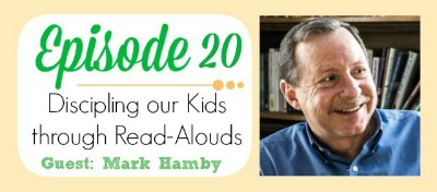 Reading Aloud as Discipleship: Mark Hamby