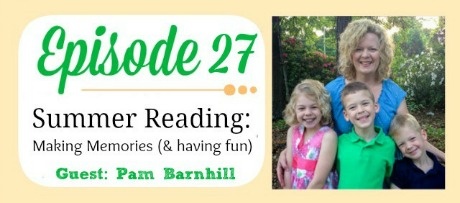 Pam Barnhill on the Read-Aloud Revival