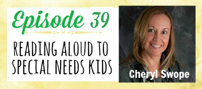 Reading Aloud with Kids with Special Needs on the Read-Aloud Revival